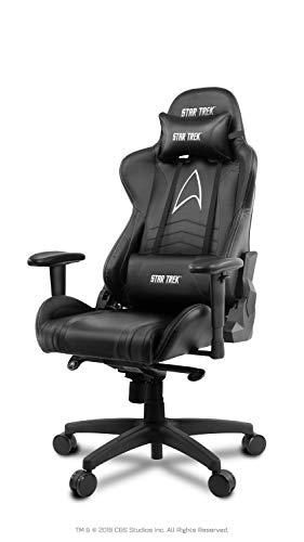 Arozzi Gaming Stuhl - Star Trek Edition - Schwarz