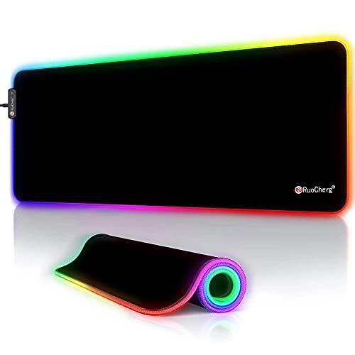 Mauspad mit LED-Beleuchtung