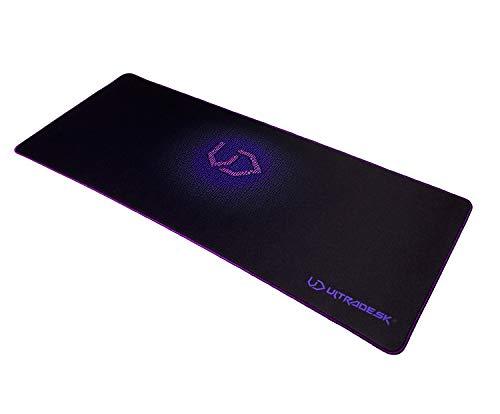 Ultradesk XL Pad Violett - Pad für Maus und Tastatur, großes Mauspad