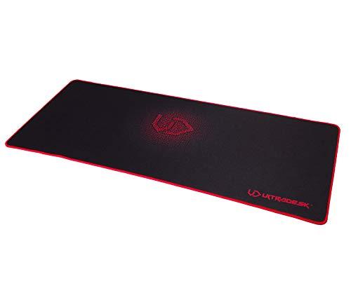 Ultradesk XL Pad Rot - Pad für Maus und Tastatur, großes Mauspad