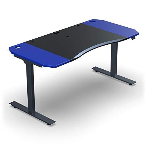Halberd Chimera Gaming-Tisch 150cm Stance - schwarz/blau