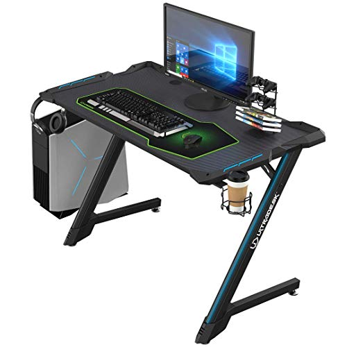 ULTRADESK Space V2 - Gaming Tisch mit modernem Design und solidem...