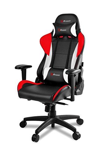 Arozzi Verona Pro V2 Gaming Stuhl Rot
