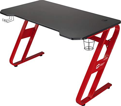 SPEEDLINK SCARIT Desk-Z-Shaped Gaming Schreibtisch mit Kabelmanagement...