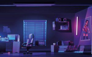 Gaming-Zimmer richtig einrichten