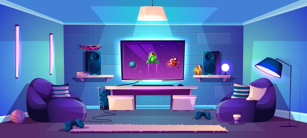 Inspirationen für dein Gaming Zimmer holen